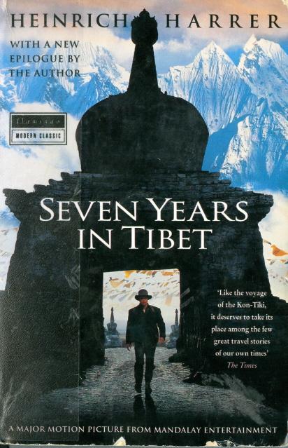 seven years in tibet essay