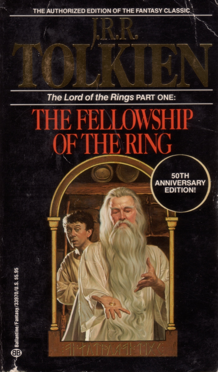 the fellowship of the ring 50th anniversary edition